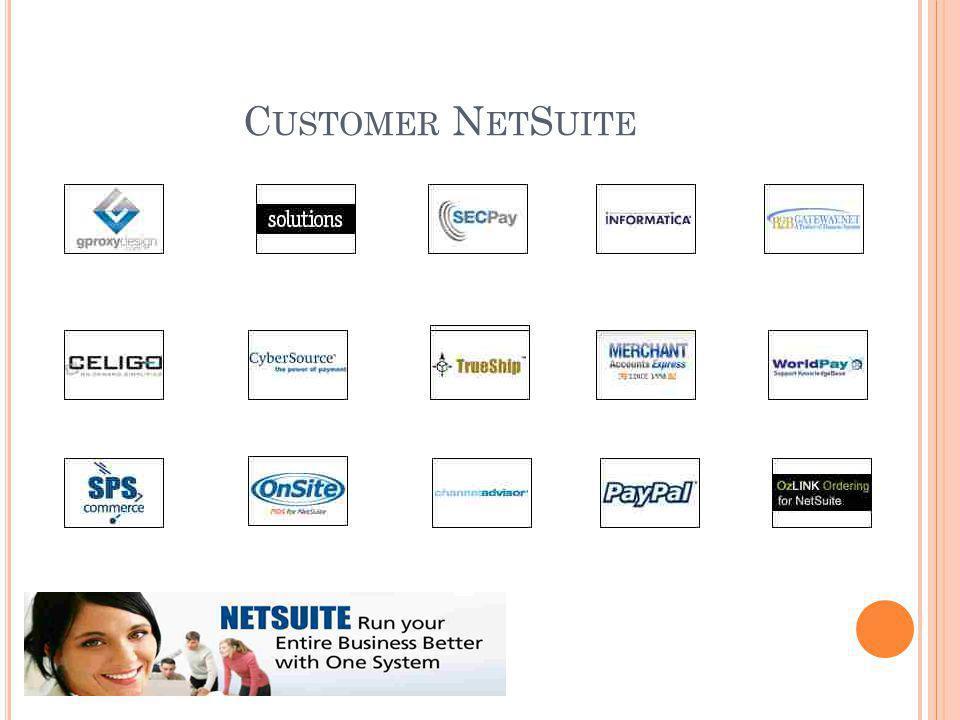 Net Suite adalah industri yang pertam bergerak dai bidang online busines yang membantu perusahaan-perusahaan atau customer relationship management (CRM) untuk enterprise resource planning (ERP) dalam hal kapabilitas jaringan.