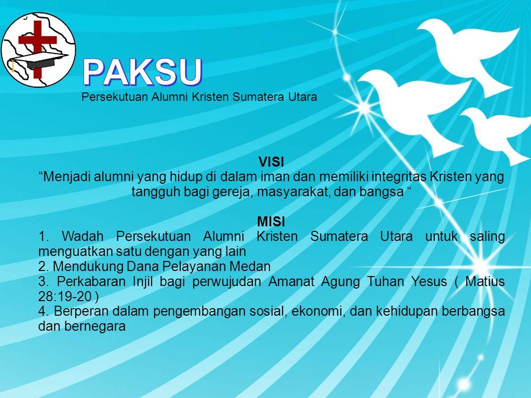 SELAMAT ULANG TAHUN KE – 21 PAKSU SEMOGA PELAYANAN TETAP MENJADI GARAM DAN TERANG DI TENGAH-TENGAH MASYARAKAT INDONESIA