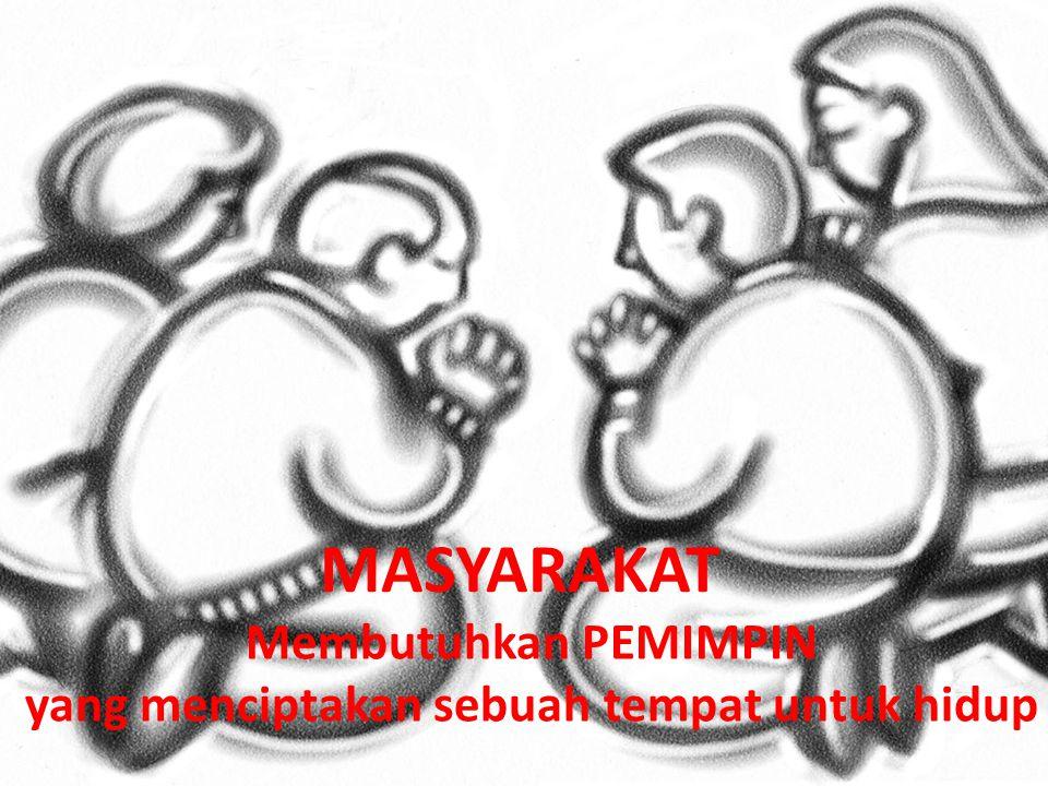 Syarat PEMIMPIN no.4