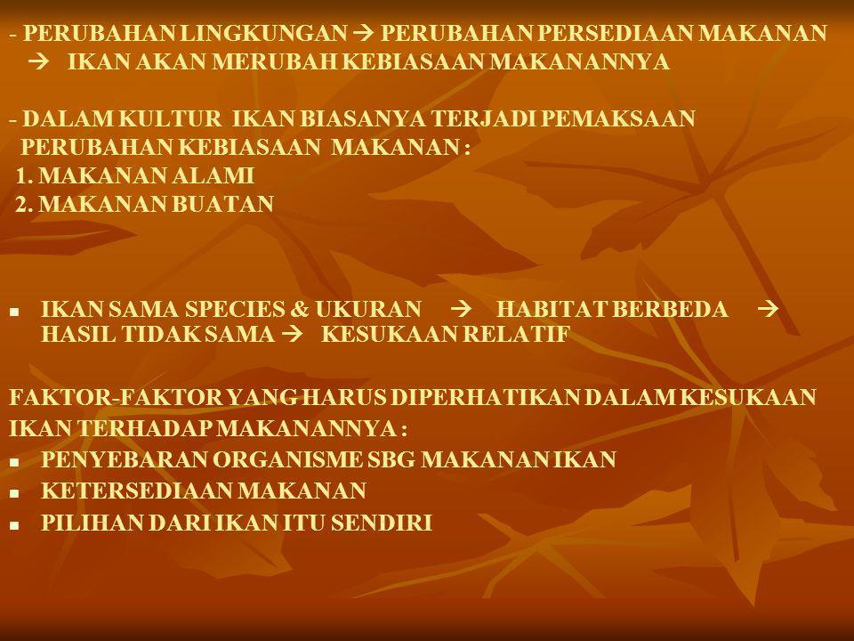 RANTAI MAKANAN ATAU FOOD CHAIN : PRIMARY PRODUCER  PRIMARY CONSUMER I  PRIMARY CONSUMER II  PRIMARY CONSUMER III PANJANG PENDEK RANTAI MAKANAN TERGANTUNG PADA : 1.