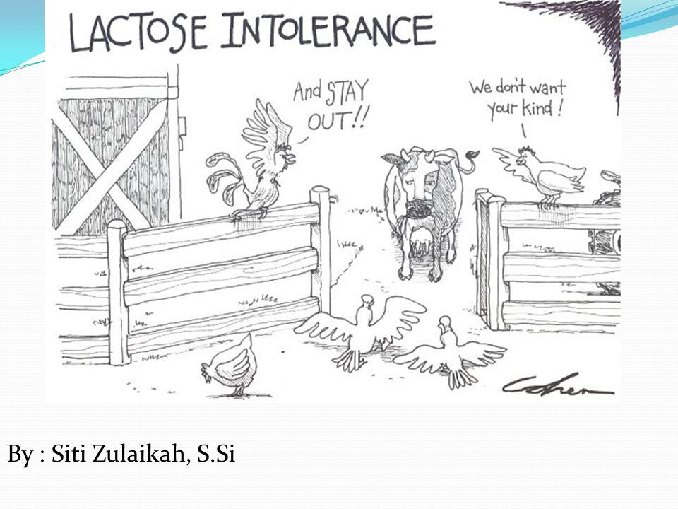By : Siti Zulaikah, S.Si