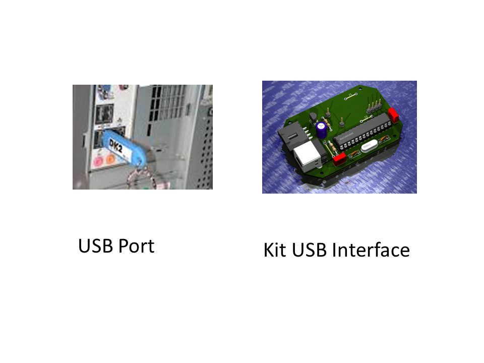 USB Port Kit USB Interface