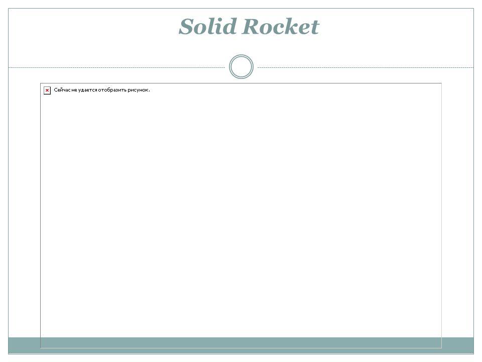 Solid Rocket