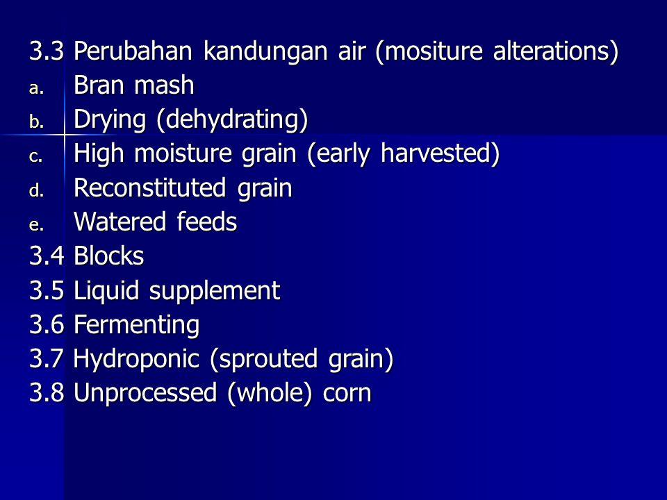 4.Beberapa aditif non-nutrisi a. Antifungais (mold inhibitor) b.