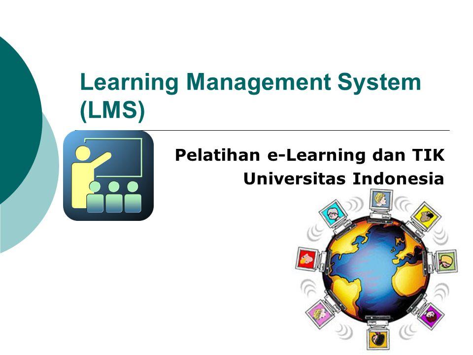 Fungsi Utama LMS - 2  Proses, yang meliputi entitas siswa, evaluasi, pelatih, dan pengiriman.