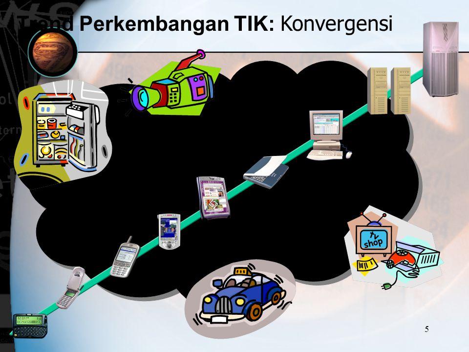 6 Pengembangan Infrastruktur TIK di Perguruan Tinggi: Indonesian Higher Education Networks (INHERENT) Hampir 200 Perguruan Tinggi sudah Tersambung dengan Broadband