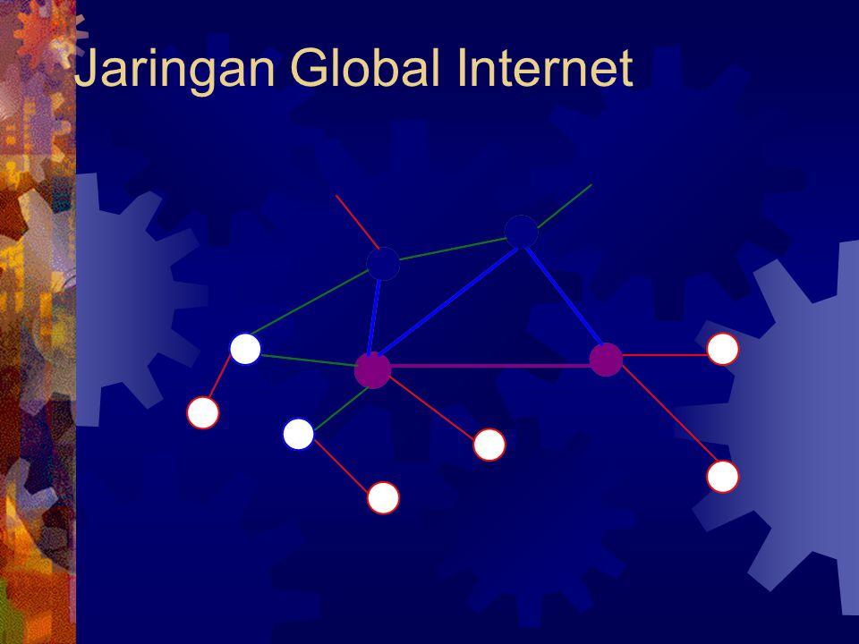 Pengelolaan Server e-Business RISE Web-hosting Office