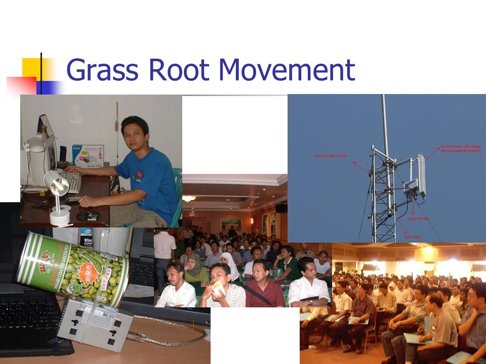 Grass Root Movement
