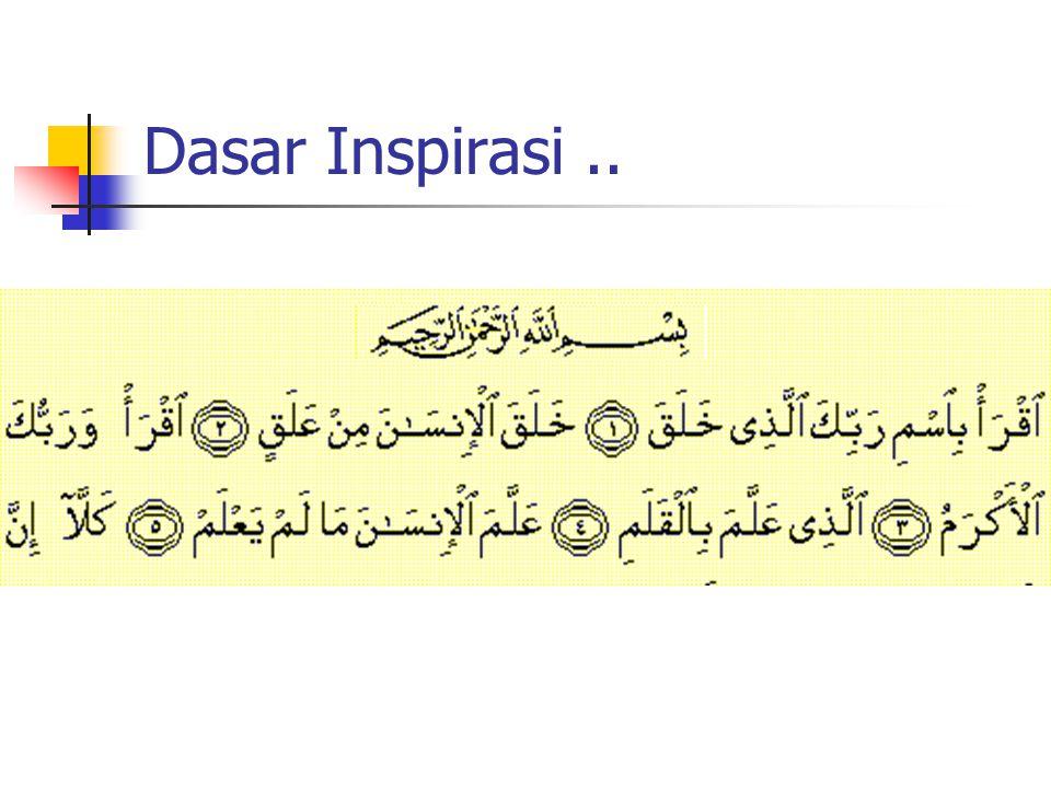Dasar Inspirasi..