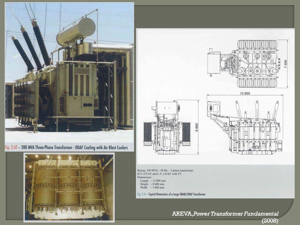 AREVA,Power Transformer Fundamental (2008)