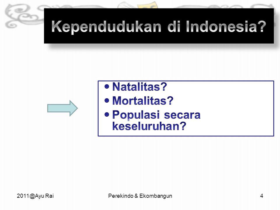 Fakta 2011@Ayu RaiPerekindo & Ekombangun15