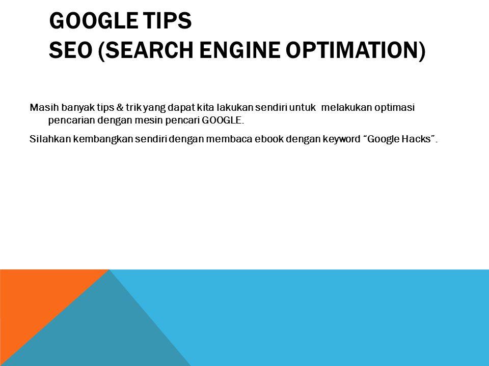 SEARCH ENGINE OPTIMATION TUGAS 2 Update blog mahasiswa internal dengan topik yang berhubungan dengan Search Engine Optimation tetapi menggunakan Bing / Live Search atau Alexa.