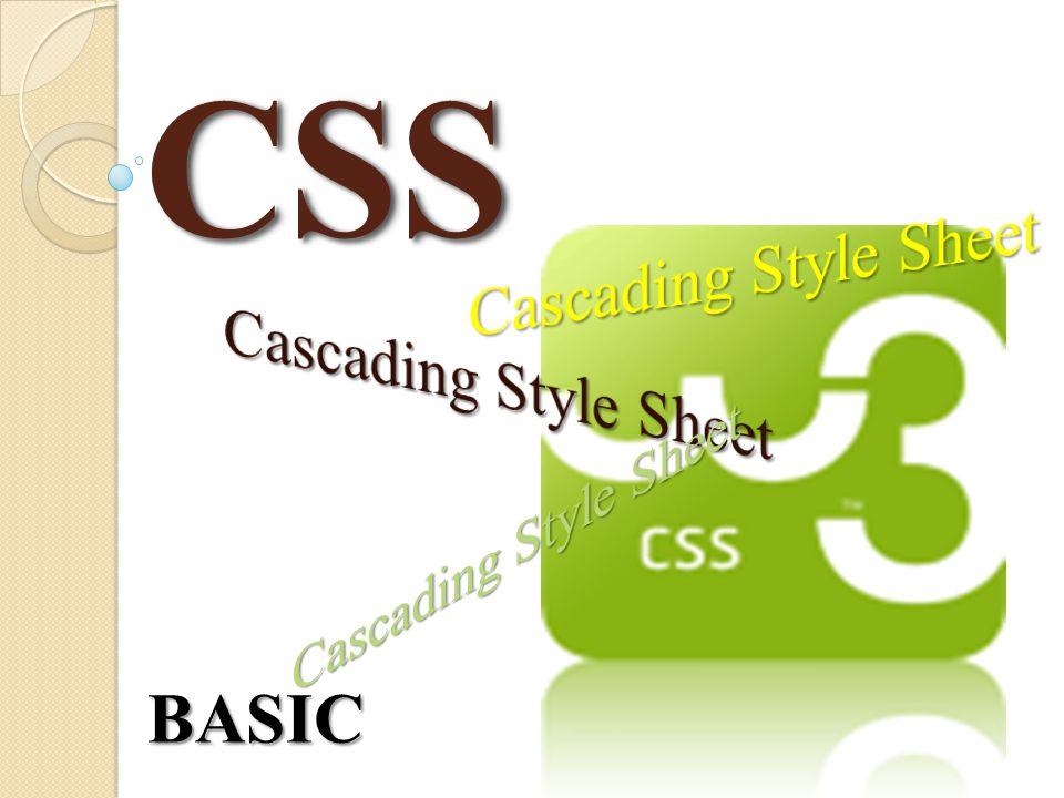 CSSCSS BASIC