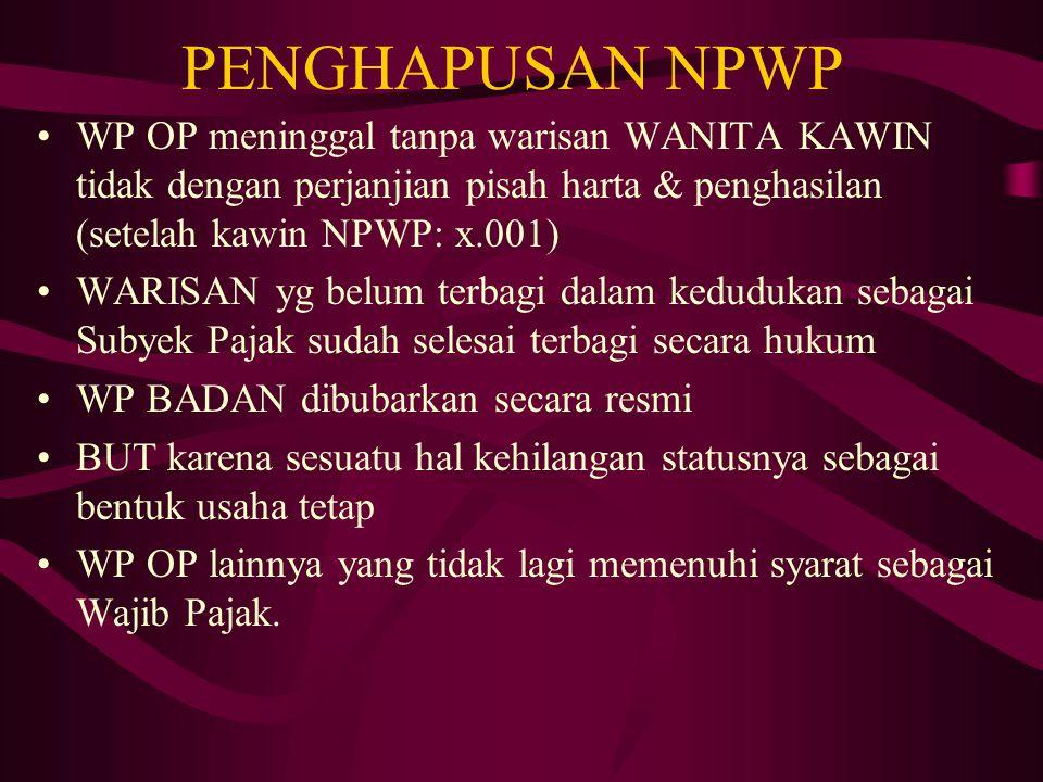 KONSEKUENSI PKP Menghitung PPN yang terutang dari setiap penyerahan barang/jasa kena pajak Memperhitungkan PPN yang telah dibayar waktu pembelian dengan PPN yang dipungut dari penyerahan/penjualan.