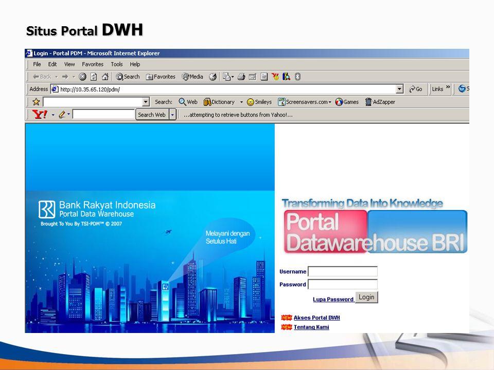 Situs Portal DWH
