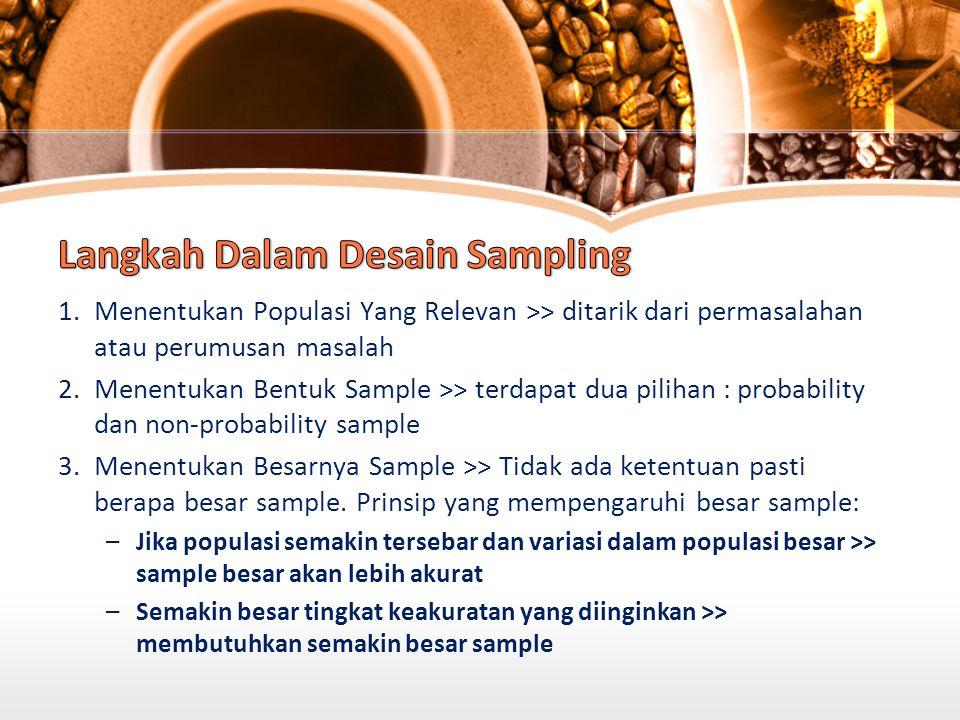 Double sample (sampel ganda) sering juga disebut dengan istilah sequential sampling (sampel berjenjang), multiphase-sampling (sampel multi tahap).