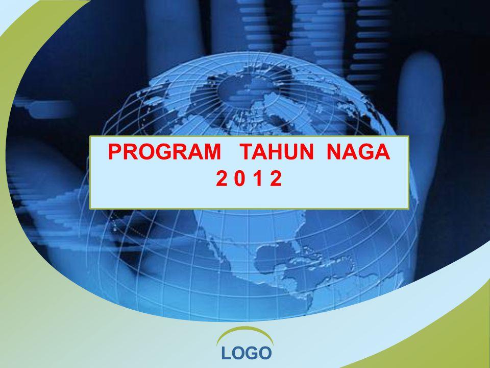 LOGO PROGRAM TAHUN NAGA 2 0 1 2