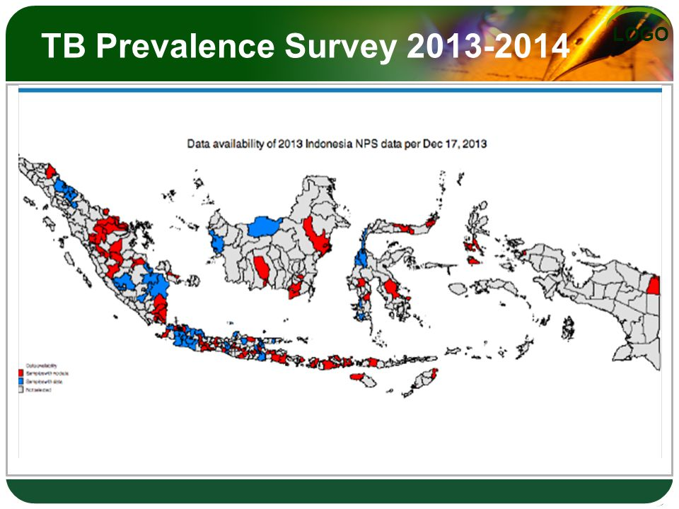 LOGO TB Prevalence Survey 2013-2014