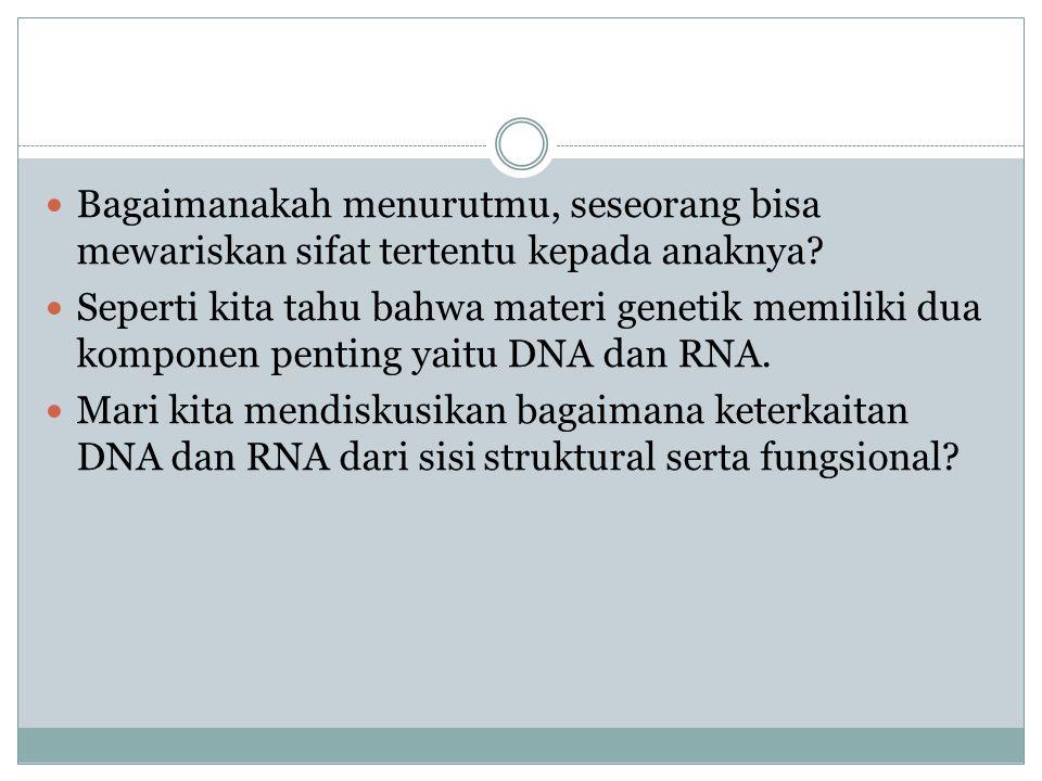 Kromosom Kondensasi atau pemampatan maksimal kromatin pada metafase dengan bagian-bagian: - sentromer - lengan - lekukan sekunder - lekukan tersier Morgan: - Faktor pembawa sifat = gen - Gen tersimpan dalam tiap segmen khas dari kromosom = lokus Tidak ada istilah: selaput, matrix