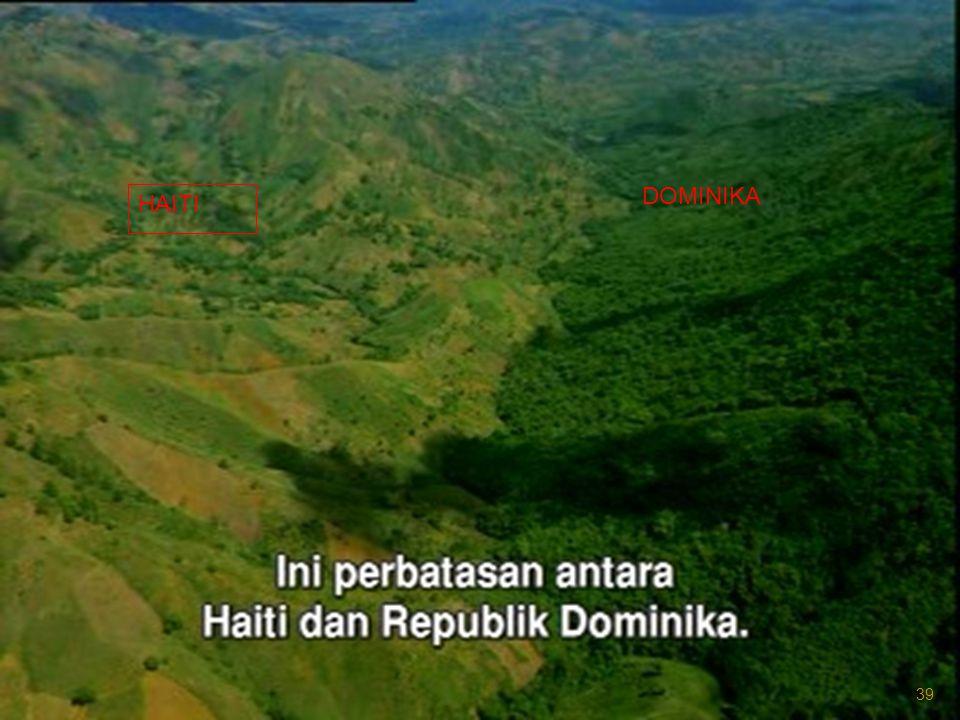 39 HAITI DOMINIKA