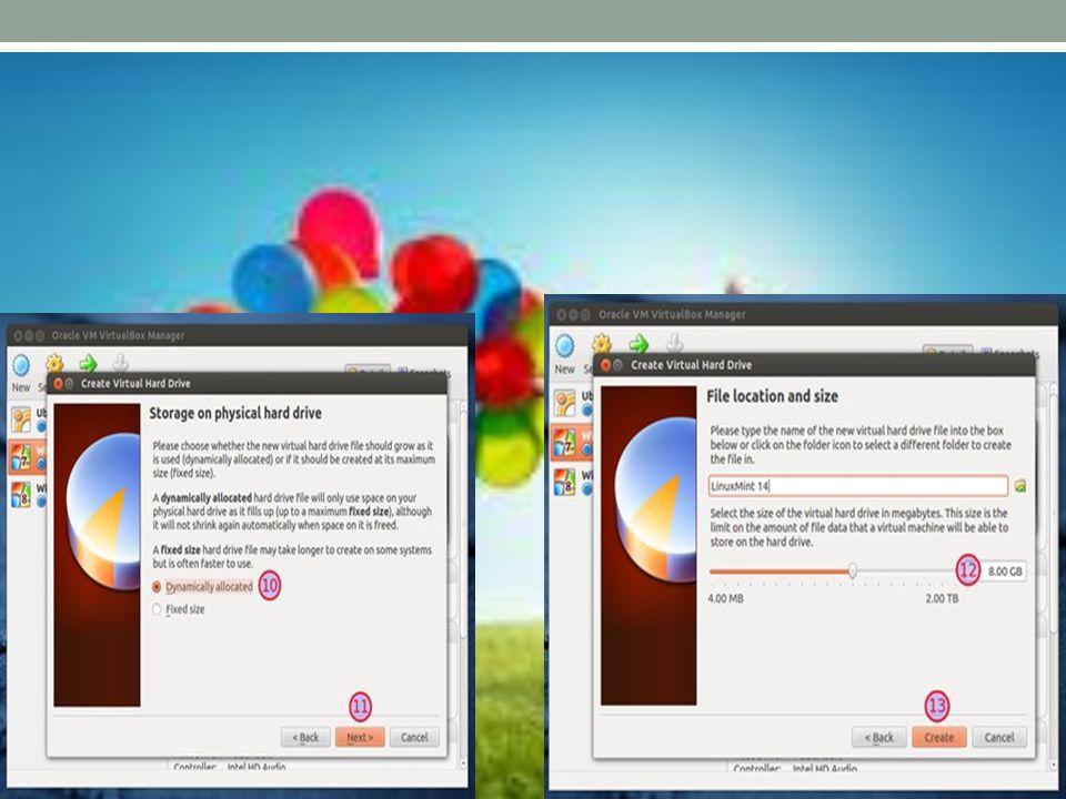 Jika sudah, pilih sistem virtual yang sudah kamu buat dan klik Start.