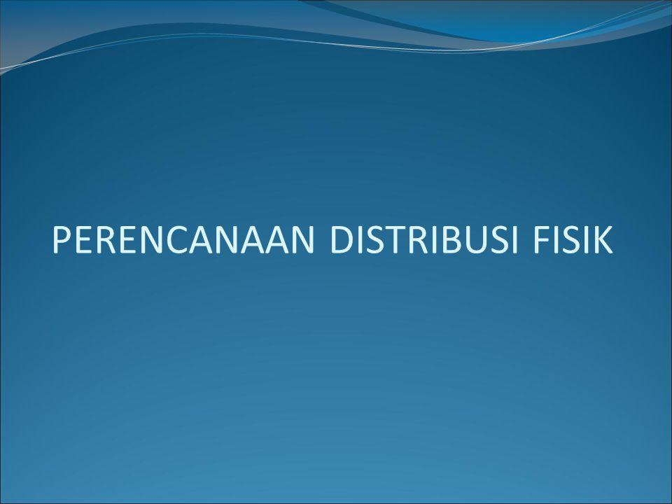 Referensi Kodrat, David Sukardi.2009. Manajemen Distribusi Berbasis Teori dan Praktek.