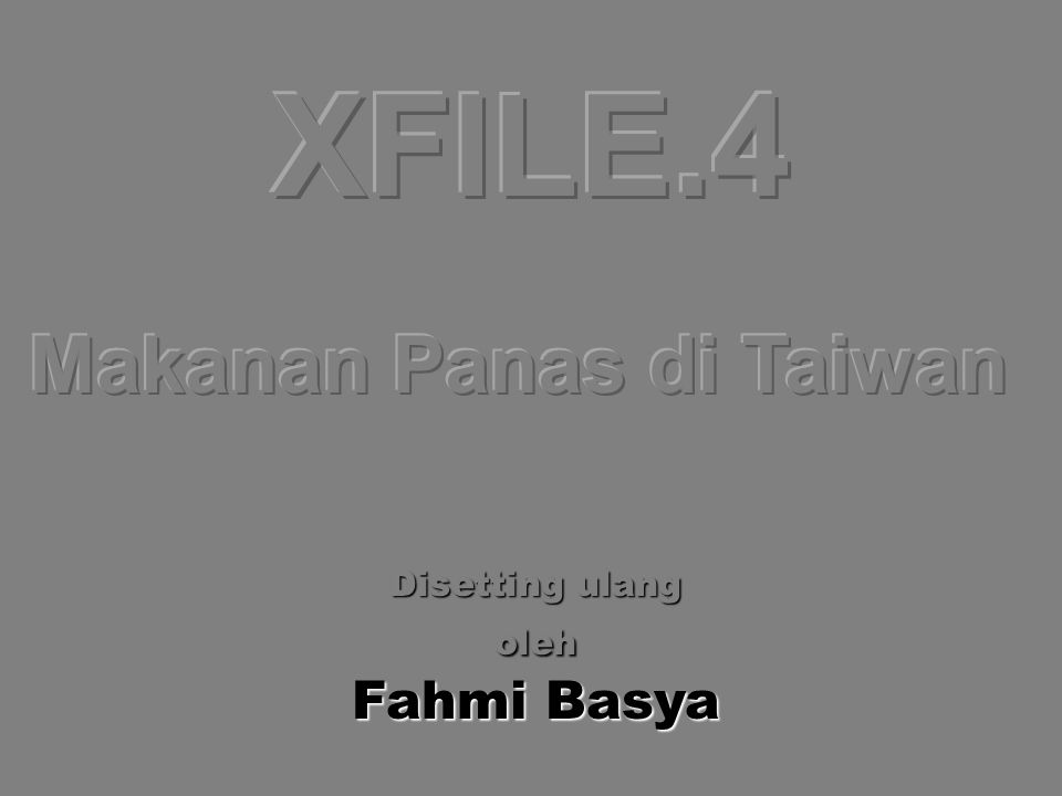Disetting ulang oleh Fahmi Basya Disetting ulang oleh Fahmi Basya