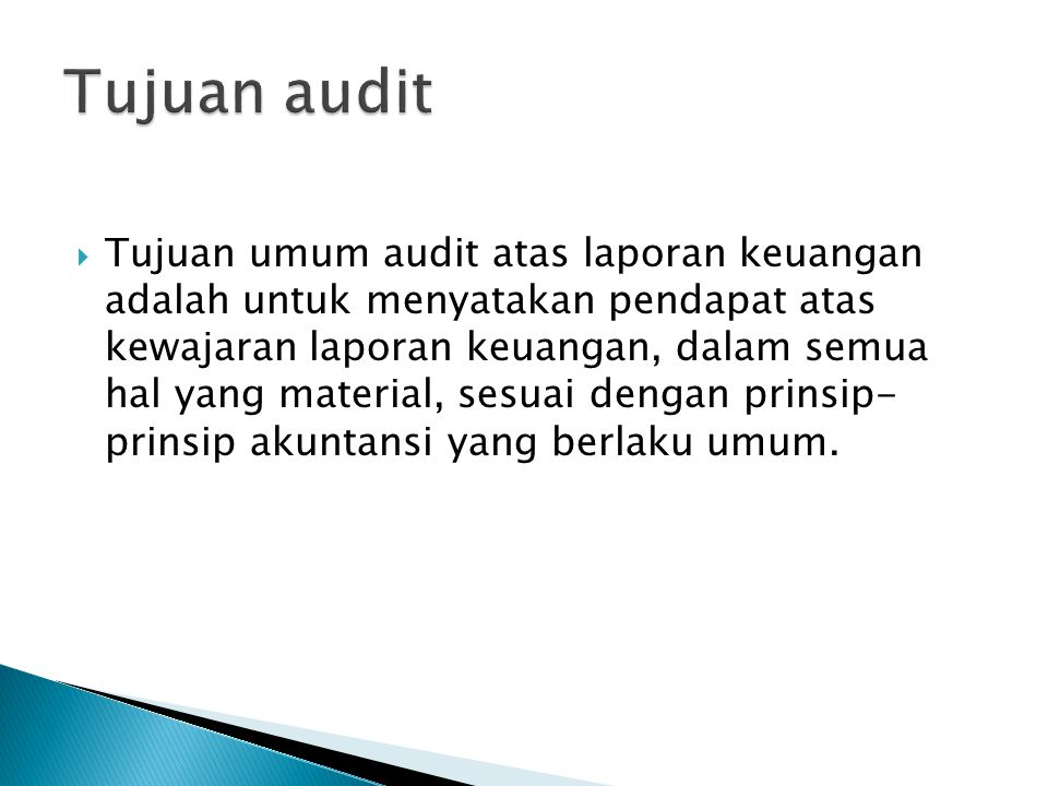  Auditor Internal.