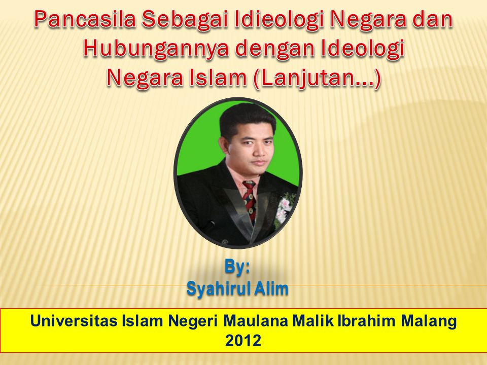 Hubungan Pancasila dengan Islam  Islamisasi Indonesia lewat politik dakwah, sebenarnya telah berjalan secara pasti sejak awal Orde Baru hingga puncaknya saat berjalan seiring dengan Penguasa dalam ICMI menjadi letak mendasar bagi Islamisasi Indonesia.