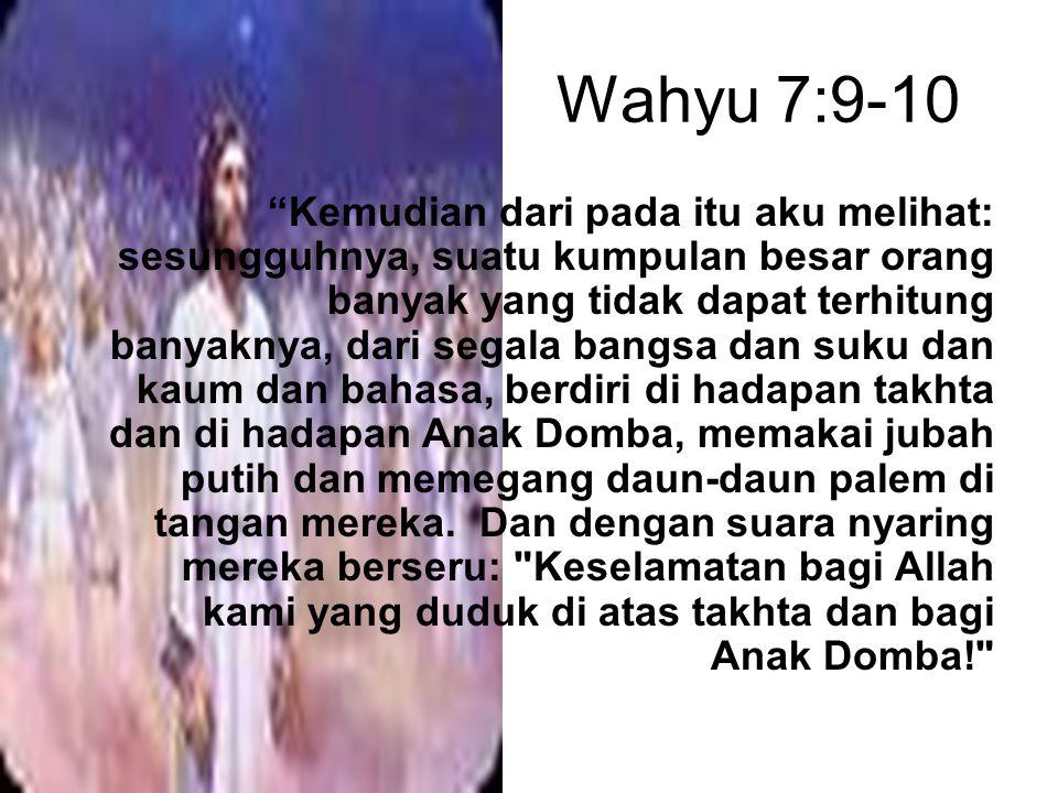3. LINGKARAN KEBAKTIAN Allah Berikan Berkat Manusia Berikan Respon Allah Manusia