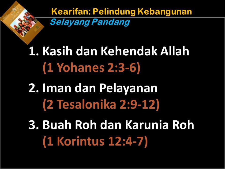 b b Understand the purposes of marriage Kearifan: Pelindung Kebangunan Selayang Pandang Kearifan: Pelindung Kebangunan Selayang Pandang 1. Kasih dan K