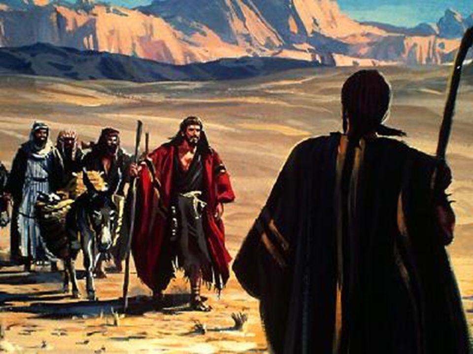 Kejadian 14:19,20 Lalu ia memberkati Abram, katanya: Diberkatilah kiranya Abram oleh Allah Yang Mahatinggi, Pencipta langit dan bumi, dan terpujilah Allah Yang Mahatinggi, yang telah menyerahkan musuhmu ke tanganmu. Lalu Abram memberikan kepadanya sepersepuluh dari semuanya.