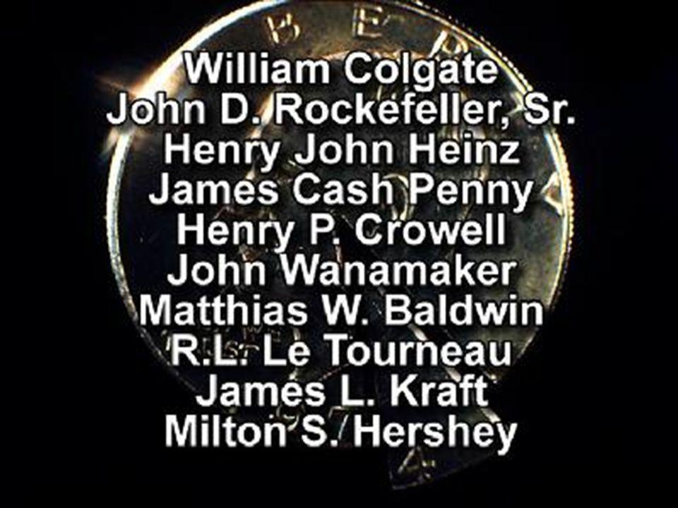 William Colgate -pendiri perusahaan pasta gigi Colgate