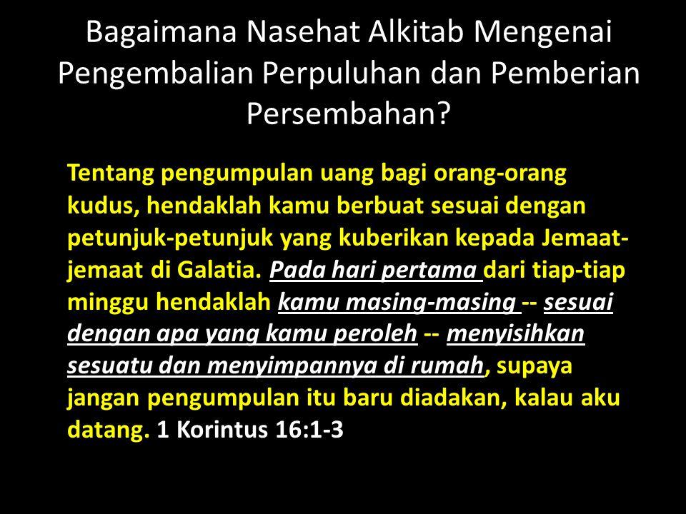 YESUS MENGHIMBAU KITA AGAR TIDAK ADA SATU HAL PUN YANG MEMBATASI HUBUNGAN KITA DENGAN DIA.