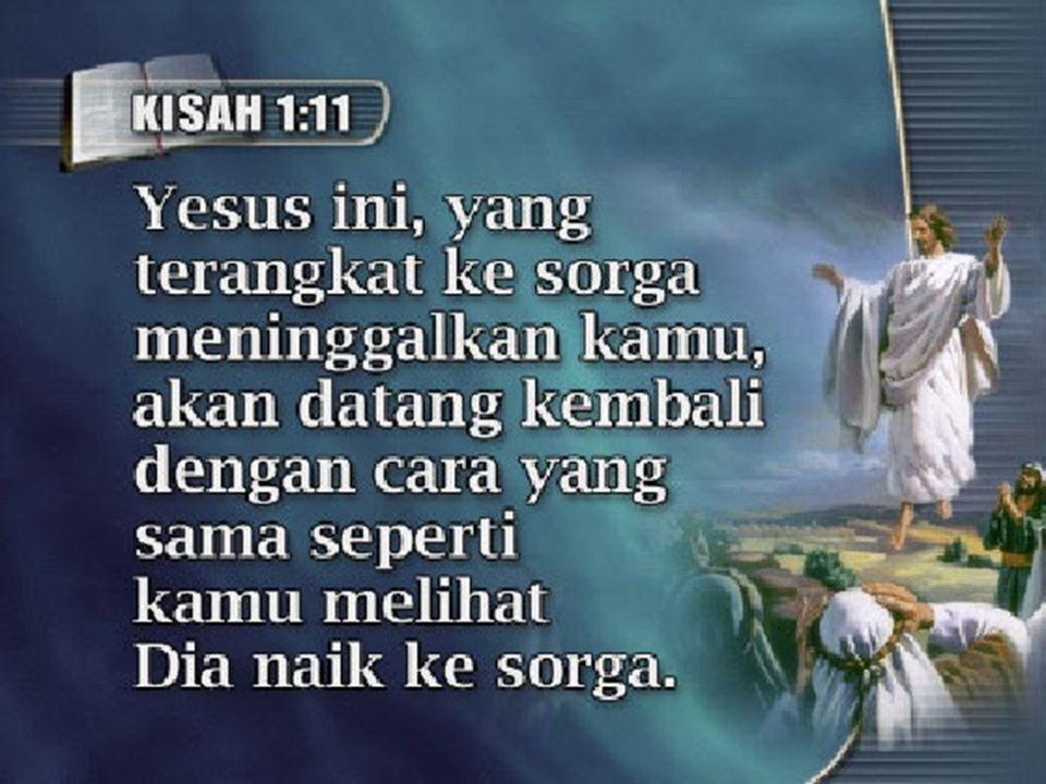 Karena itu ber jaga-jaga lah sebab kamu tidak tahu pada hari mana Tuhanmu datang. Matius 24:42.