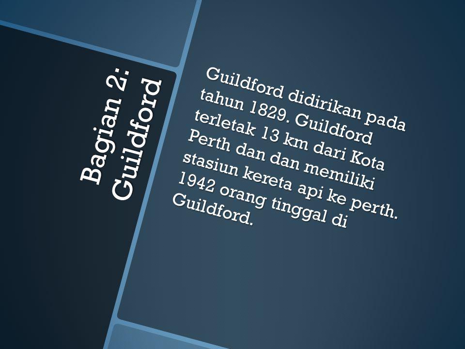 """Pendapat beberapa guru dan siswa tentang GGS """"Apa yang kamu suka tentang Guildford Grammar ?"""" """"Saya suka olahraga dan banyak siswa ramahdi GGS"""" """"Menga"""