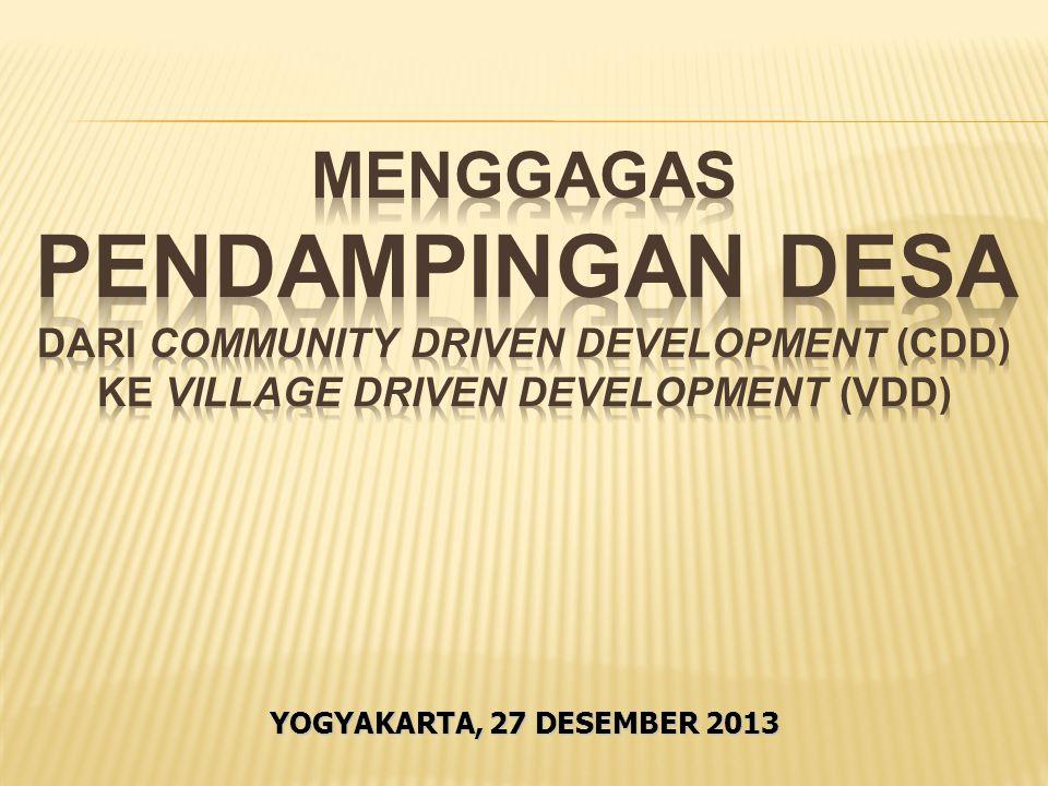 UU Desa Pasal 81 PELAKSANAAN PEMBANGUNAN DESA Pembangunan Desa dilaksanakan oleh Pemerintah Desa dengan melibatkan seluruh masyarakat Desa dengan semangat gotong royong.