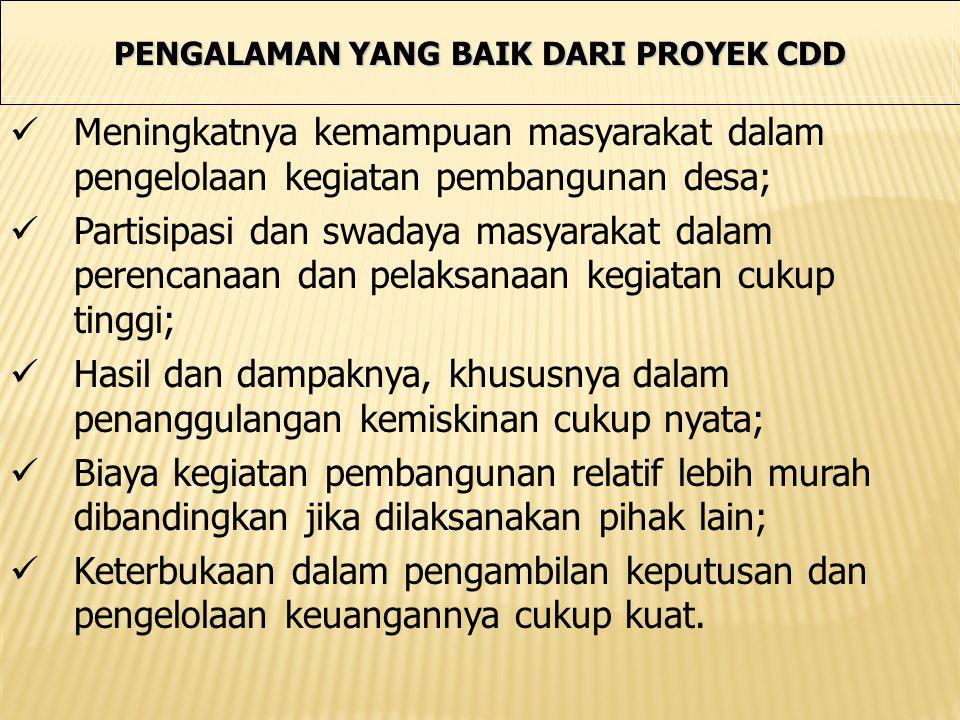 UU Desa Pasal 79 PERENCANAAN PEMBANGUNAN DESA Perencanaan Pembangunan Desa mengacu pada perencanaan pembangunan kabupaten/kota.