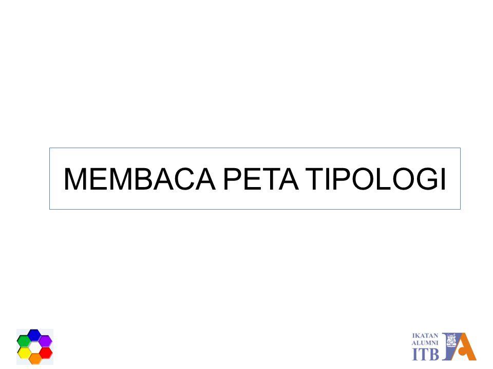 MEMBACA PETA TIPOLOGI