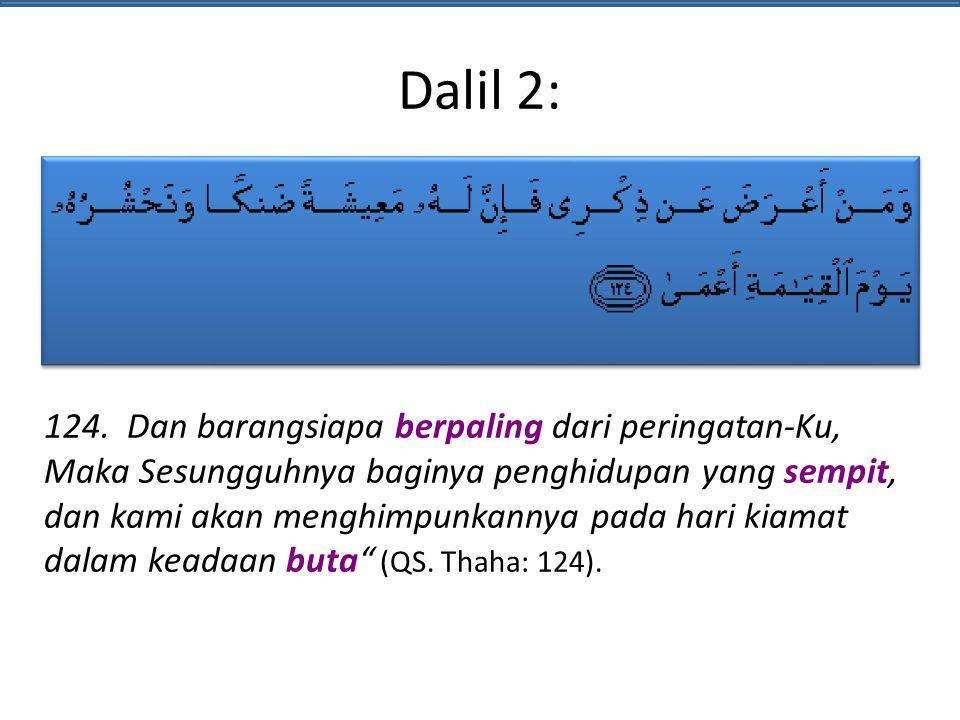 Dalil 2: 124.