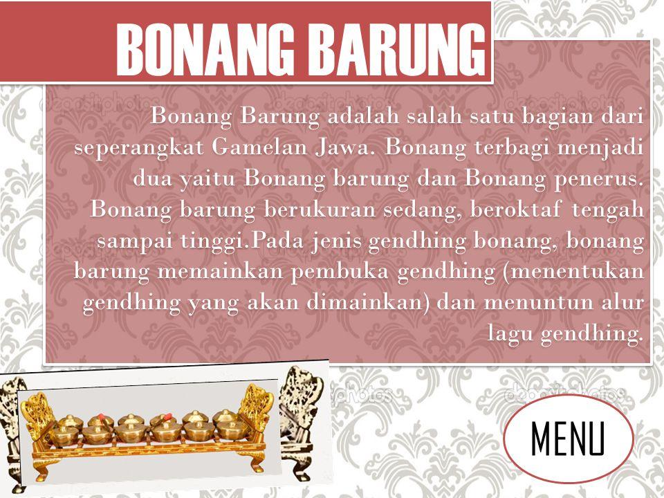 Terompet Reog merupakan alat musik tradisional yang berasal dari Ponorogo Jawa Timur.
