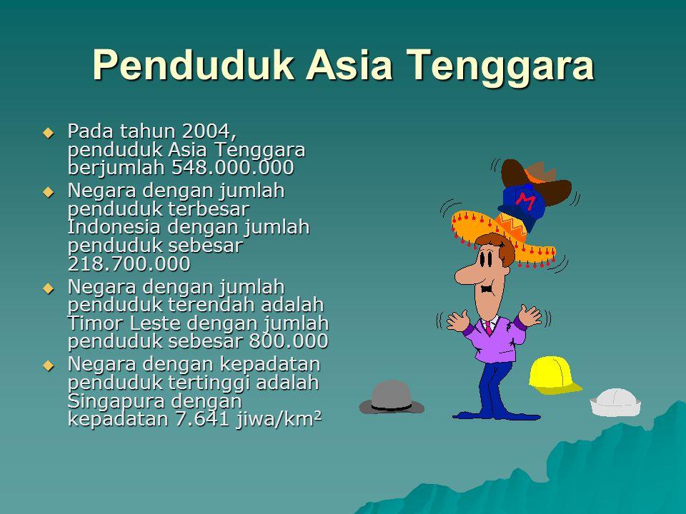 Bentang Budaya Asia Tenggara PPPPola bentang budaya di kawasan Asia Tenggara dibedakan menjadi 2, yaitu daerah pedesaan dan daerah perkotaan. Bent