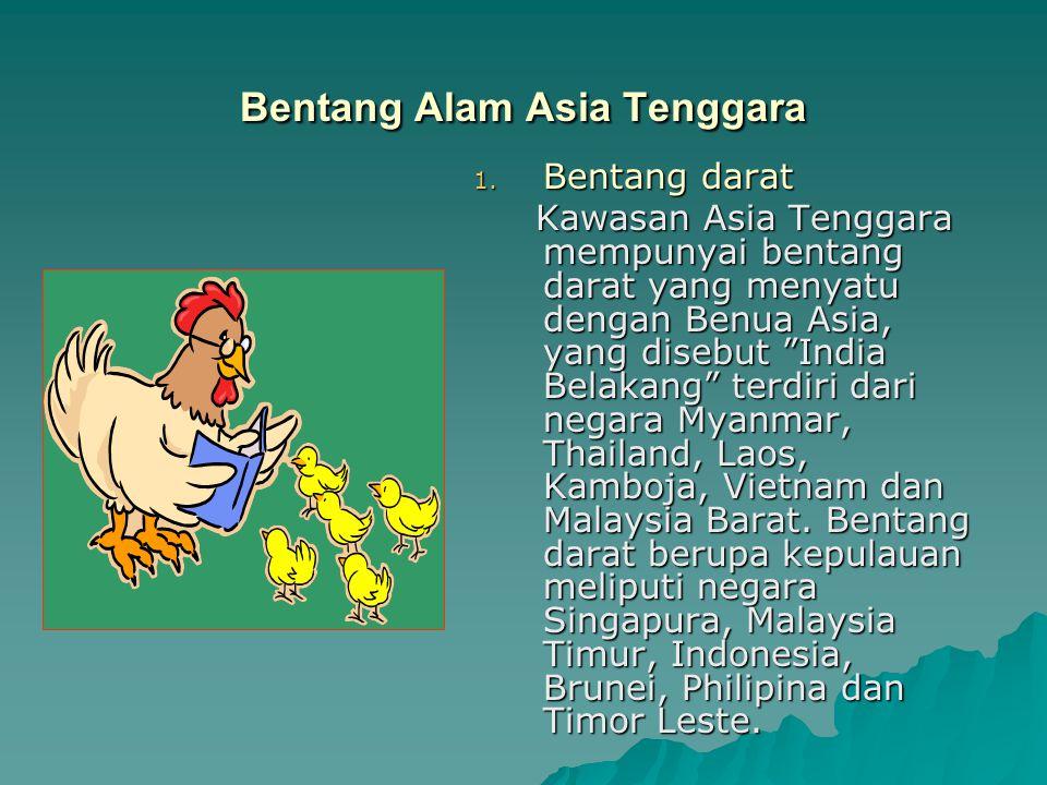 Bentang Alam Asia Tenggara 1.