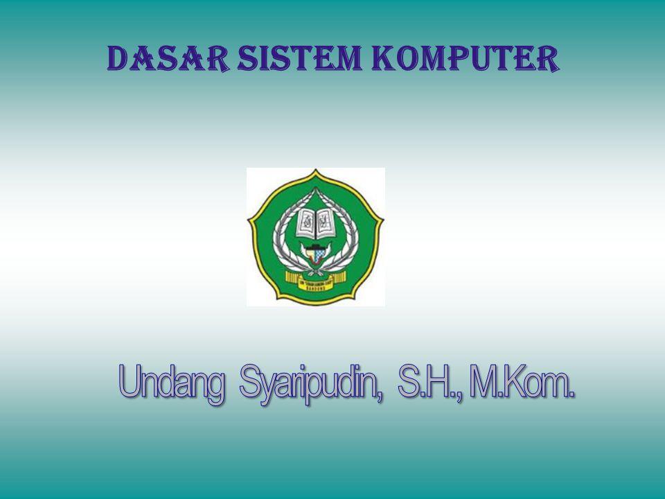 1.Bit dan informasi 2.Satuan Data 3.Satuan Waktu dan Frekuensi 4.Sistem Pengkodean Karakter 5.Konversi Sistem Biner dan Sistem Desimal MATERI PERKULIAHAN
