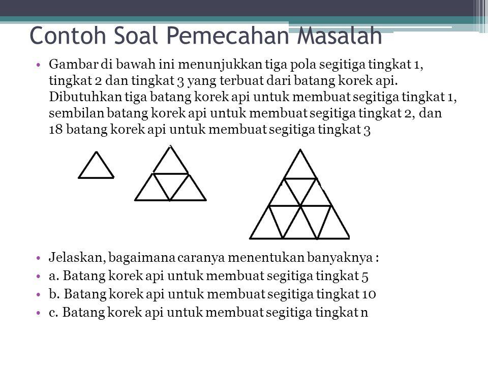 Pemecahan Masalah Matematika (mathematical problem solving), Ibu Utari Sumarmo Pemecahan masalah matematik mempunyai 2 makna, yaitu : Pemecahan masala