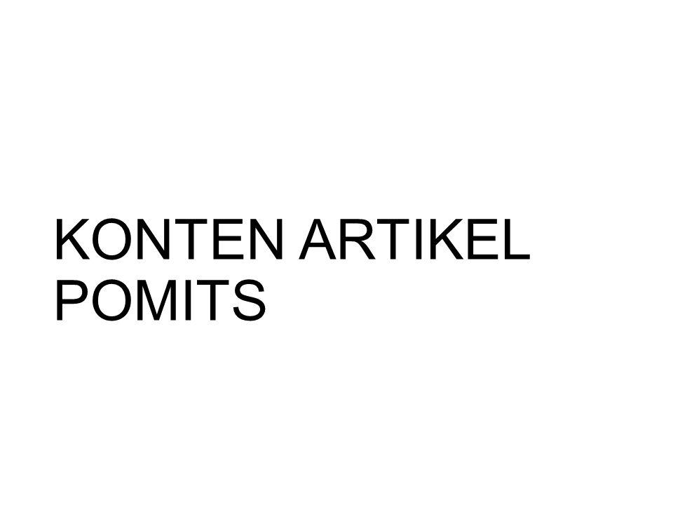 KONTEN ARTIKEL POMITS