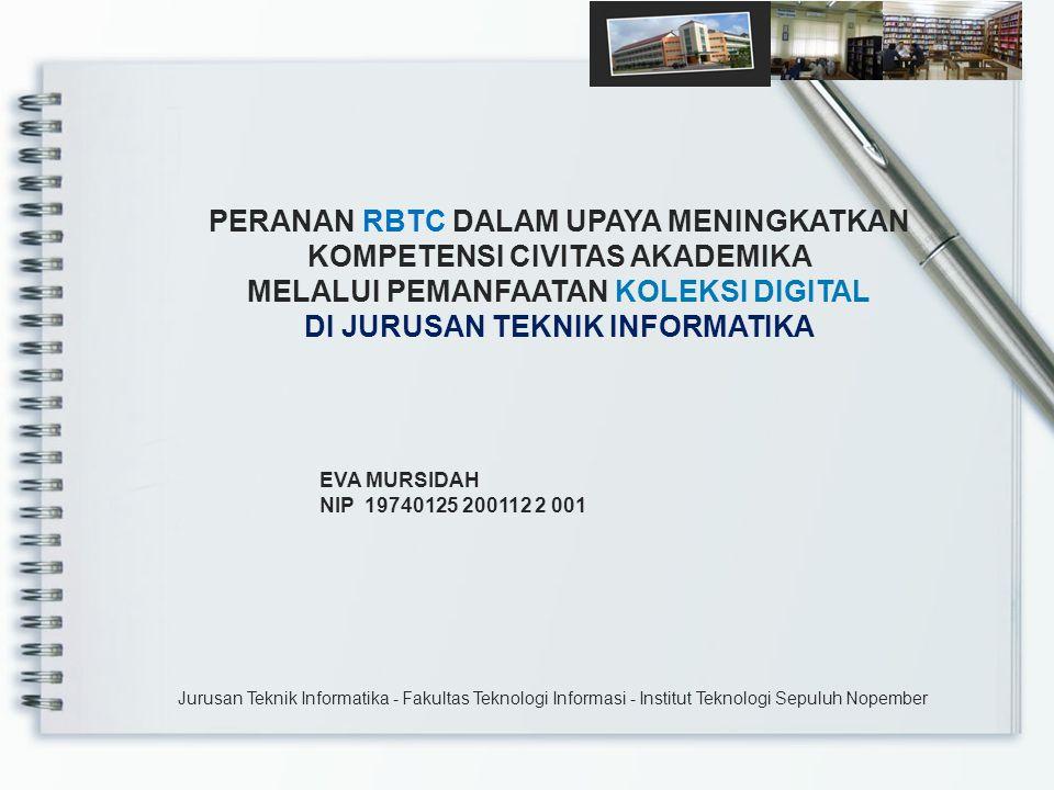 Koleksi Digital E-Book E-Journal Video AUDIO Software Program CD ROM OPAC Mengapa Koleksi Digital Perlu di Respon ?