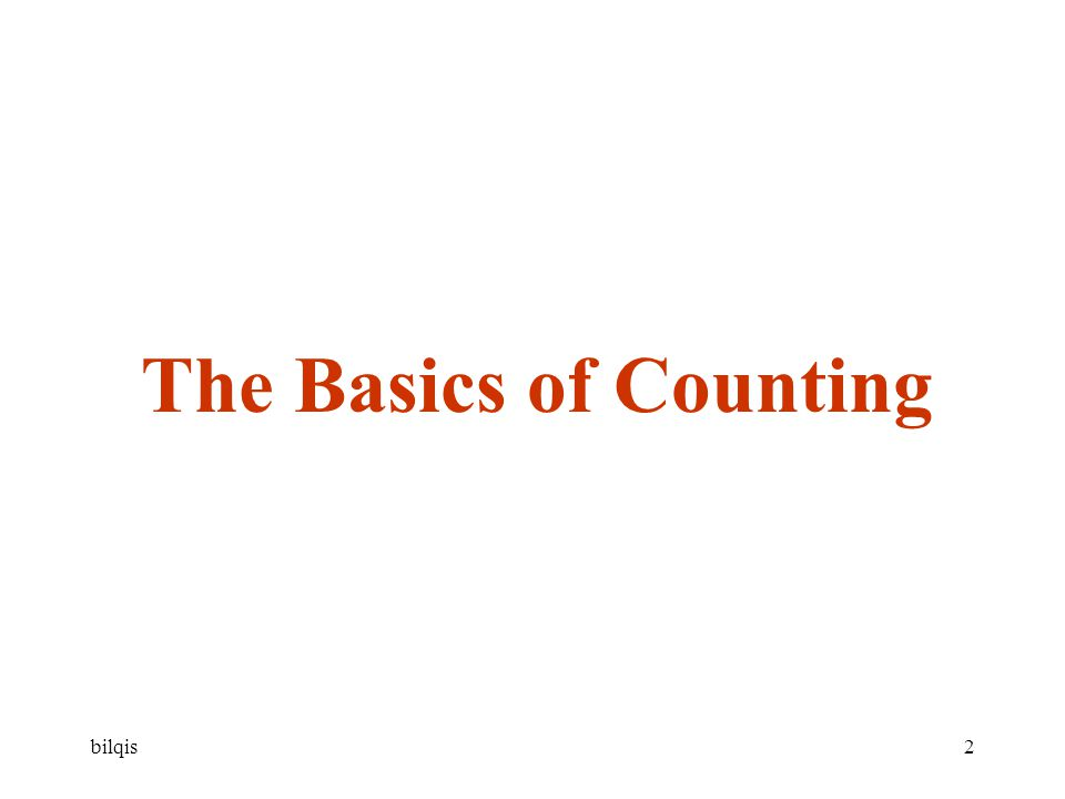 bilqis2 The Basics of Counting