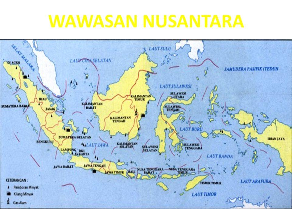 53 Pada 1969 Pemerintah Indonesia mengeluar kan klaim/pengumuman ttg Landas Kontinen Indonesia.