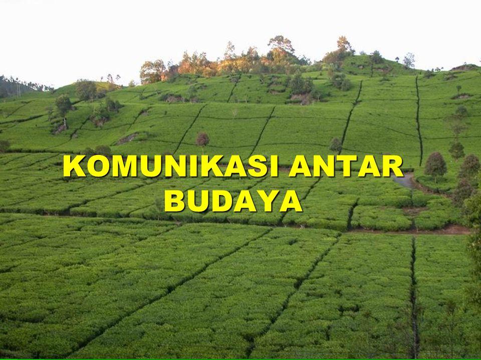 KOMUNIKASI ANTAR BUDAYA